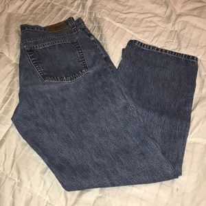 Calvin Klein High waisted mom Jeans Size 8